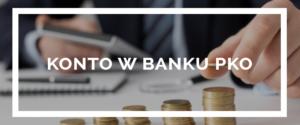 Konto w banku PKO